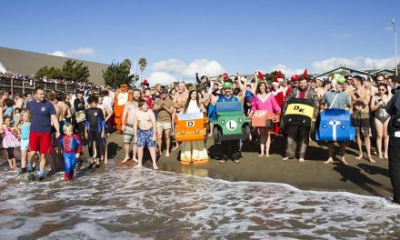 "Annual Cayucos ""Polar Bear Dip"" Canceled"