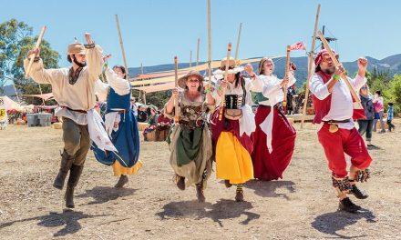 Renaissance Festival returns to SLO