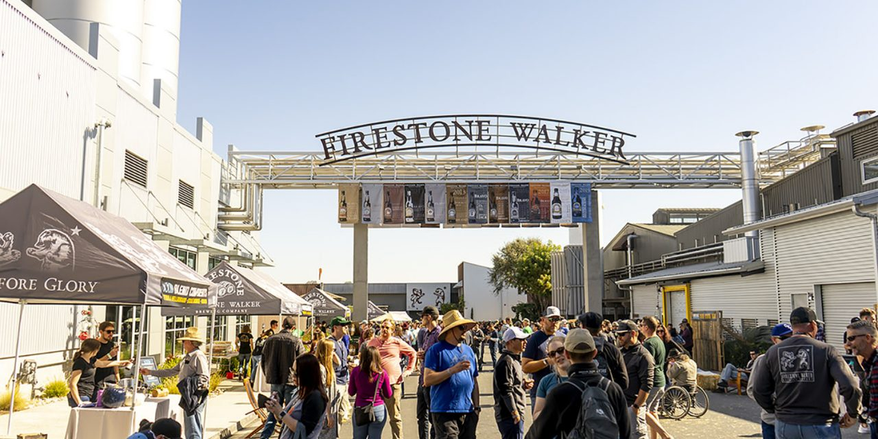 Local Firestone Walker Taprooms Re-open