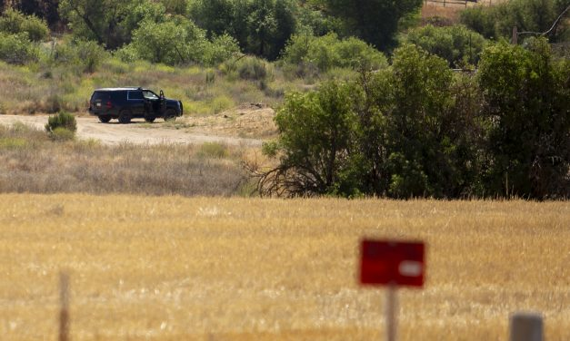 Update: Shooting Suspect 'Down' in Salinas Riverbed, Four Officers Wounded