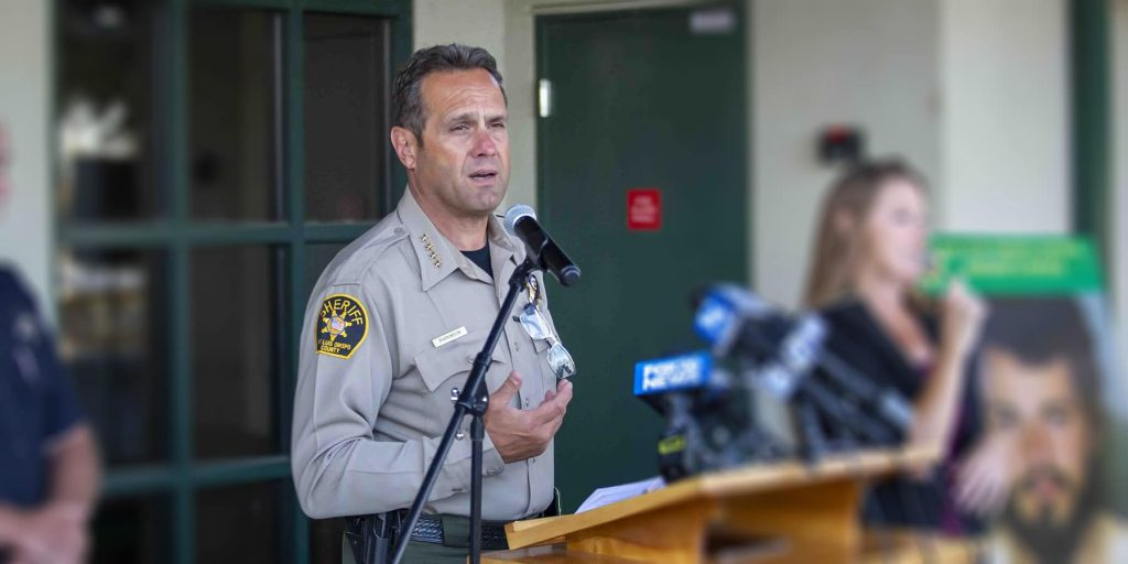 2020 Active Shooter Press Conference Sheriff Parkinson