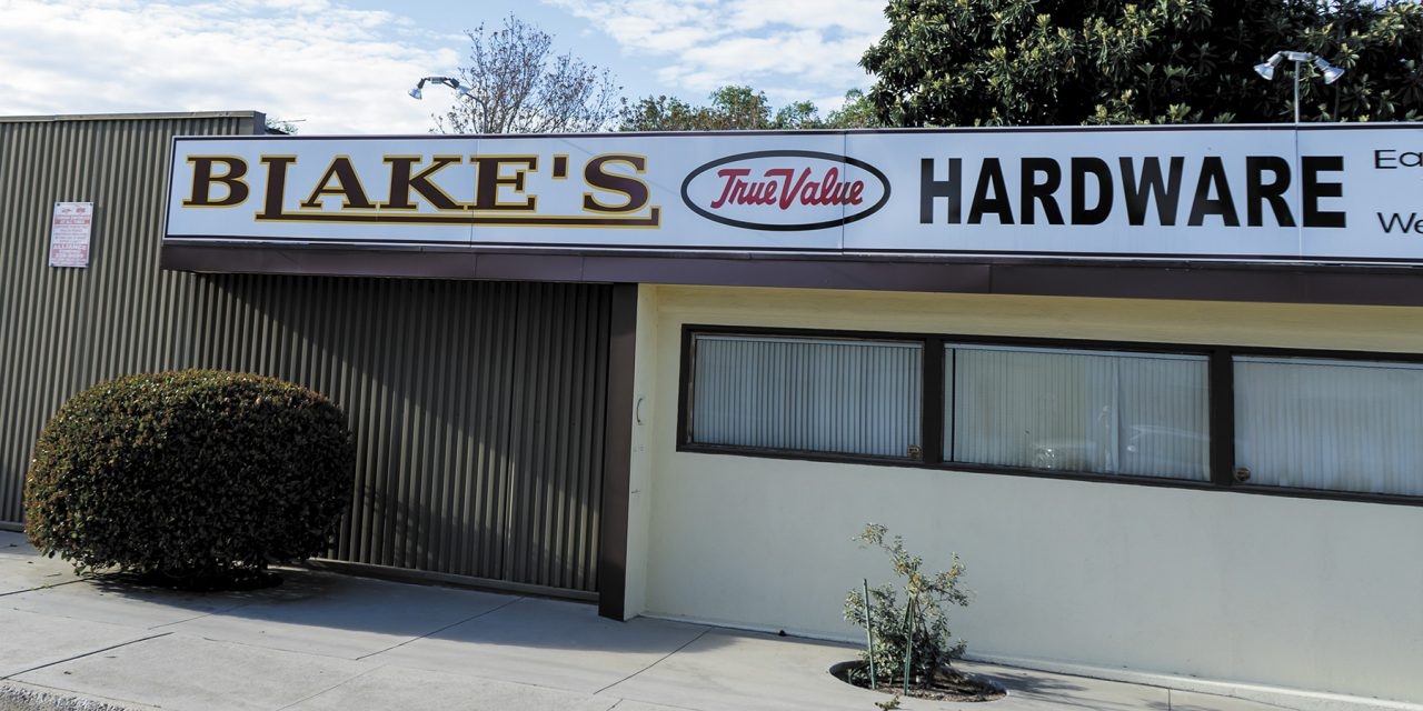 Essential Heroes: Blake's True Value Hardware