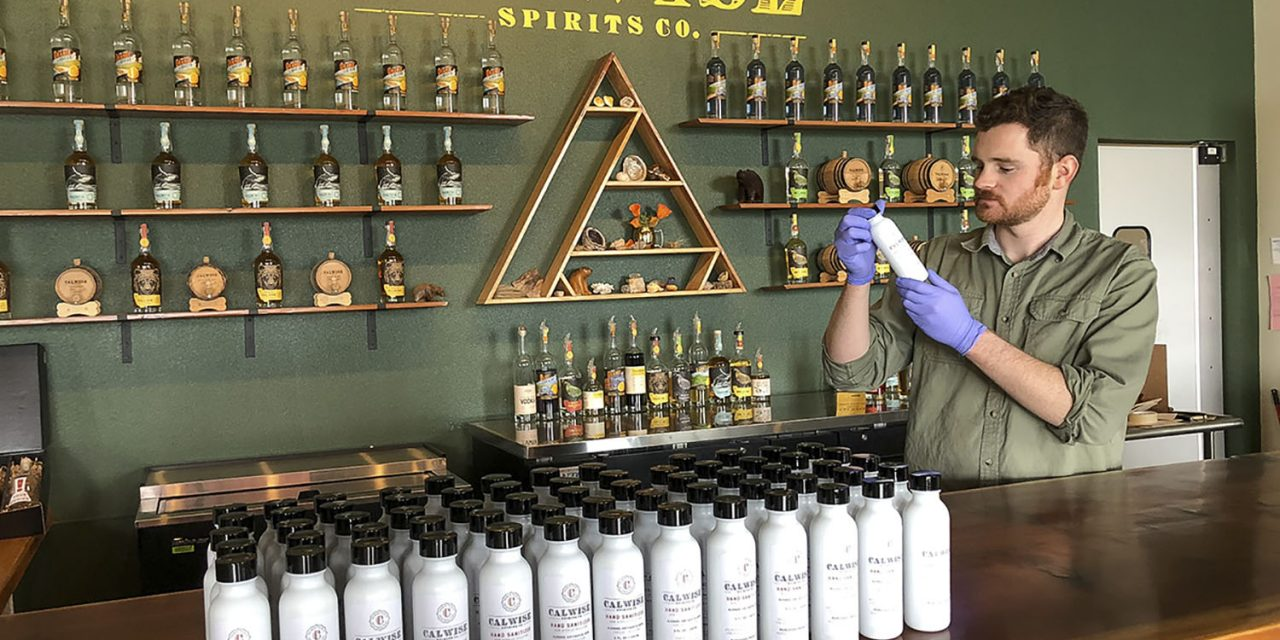 Local Distillery Speaks Out Against Shut-Downs
