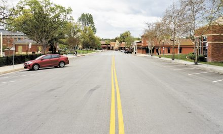 Council Discusses COVID-19, Reopening and Parking Downtown