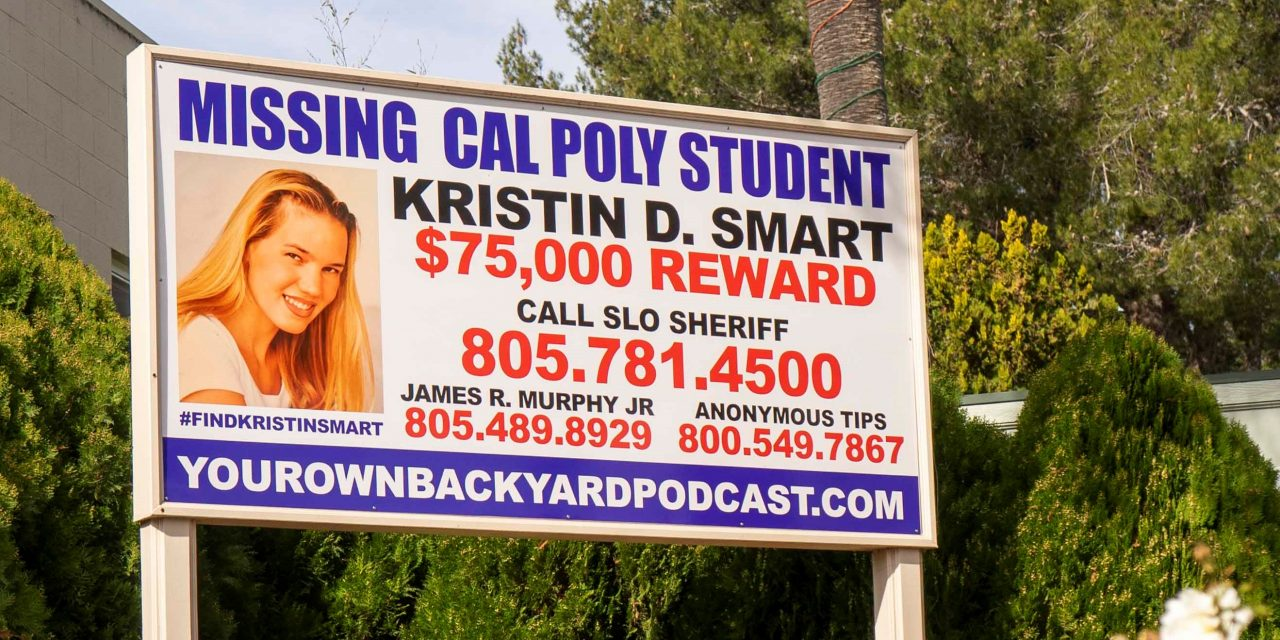 'Your Own Backyard' Podcast Releases Long-Awaited 8th Episode on Kristin Smart Case