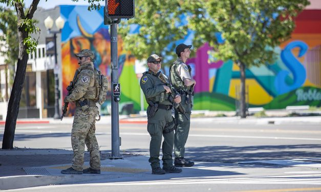 Deputy Wounded in Paso Robles Shooting; Body of man shot in head found near train station