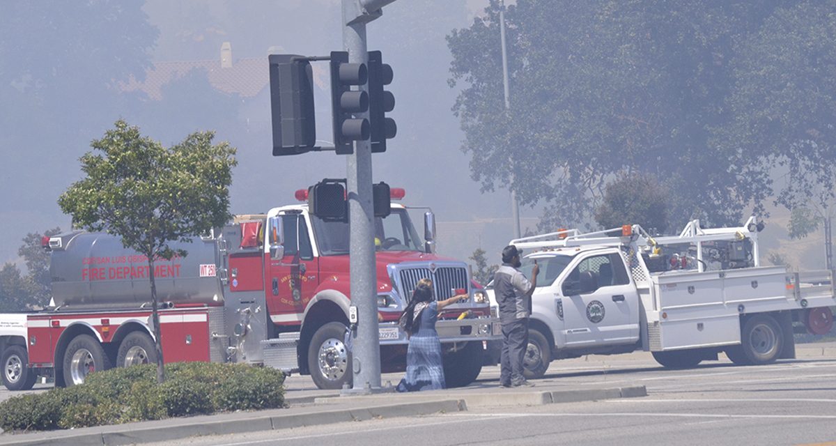 City: Paso Robles River Fire Contained, Evacuation Order to Be Lifted at 3 p.m.