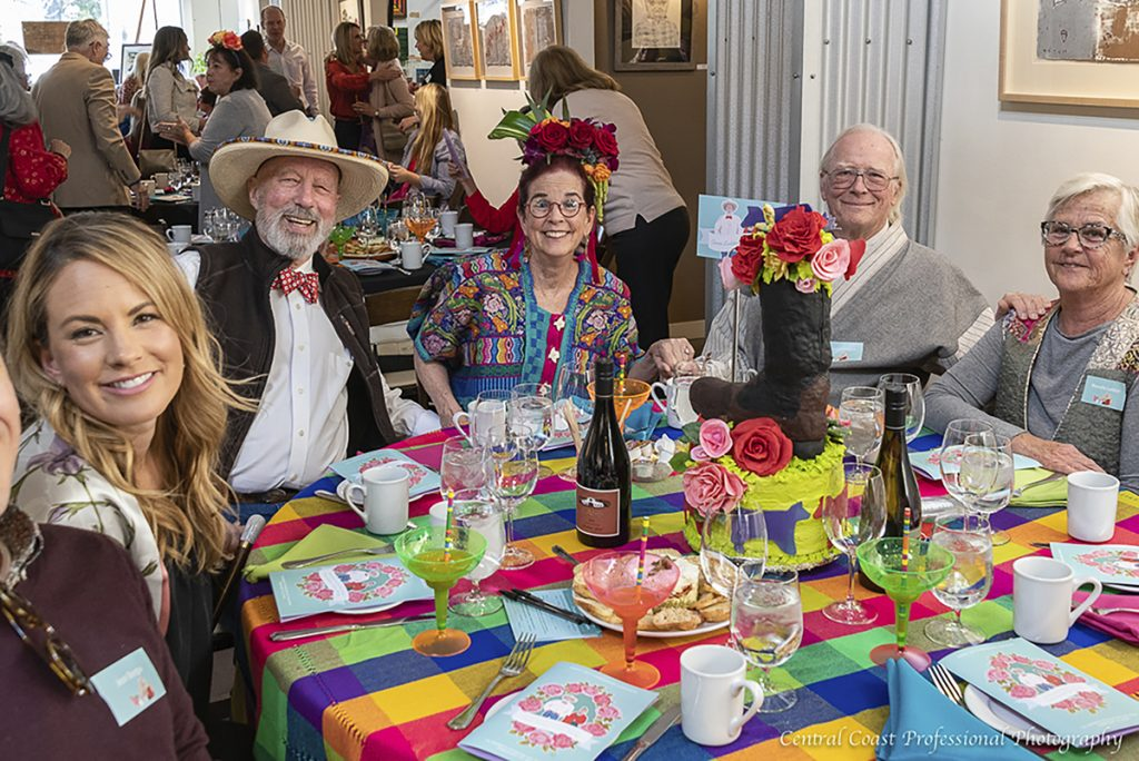 The Irving-Laddon table. Photo by Central Coast Professional Photography