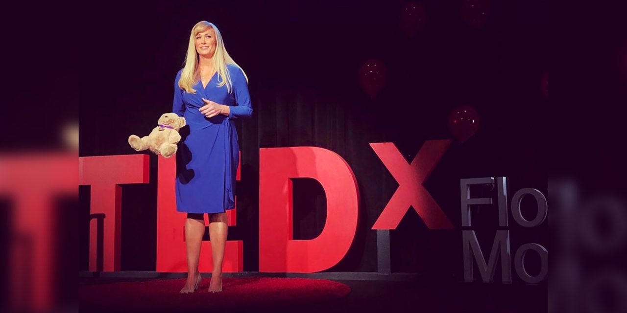 Tedx Speaker to Present 'Hold on to Hope