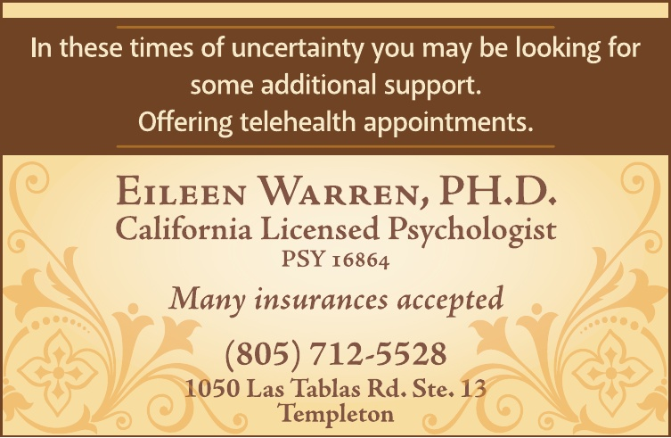 Eileen Warren Counseling Psychologist