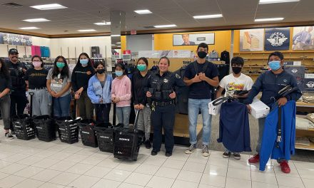Youth Work Members Mentored by Paso Robles Police Department