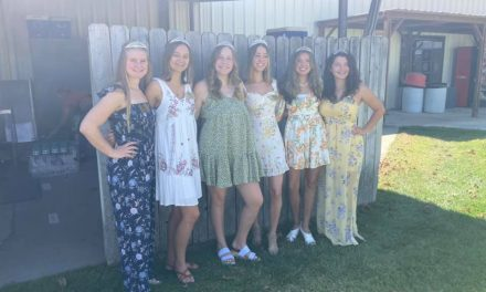 Paso Robles Pioneer Day Celebrates Royalty at Ladies Luncheon