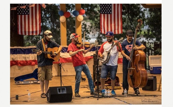 4th of July Bluegrass Festival Canceled