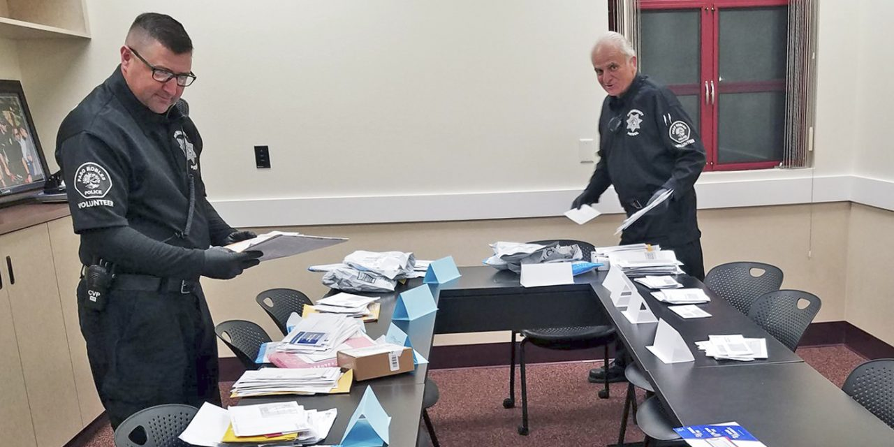 Mail Thieves Arrested in Paso Robles