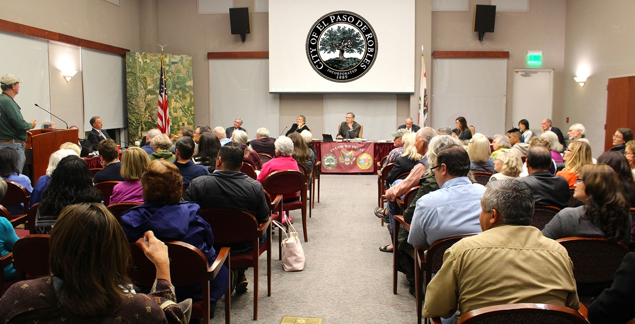 Paso Robles City Council Now Offers Live Stream