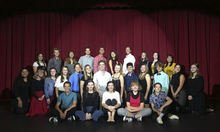 Paso High Theatre Co. Asking for Support