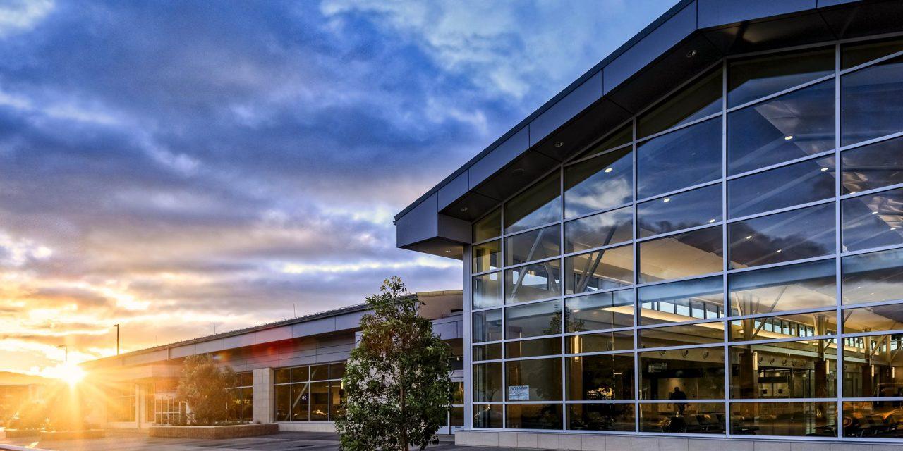 San Luis Obispo Airport Reminds Travelers of TSA Mask Mandate