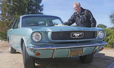 Golden State Classics Cruise and Car Show Set for May 22-23
