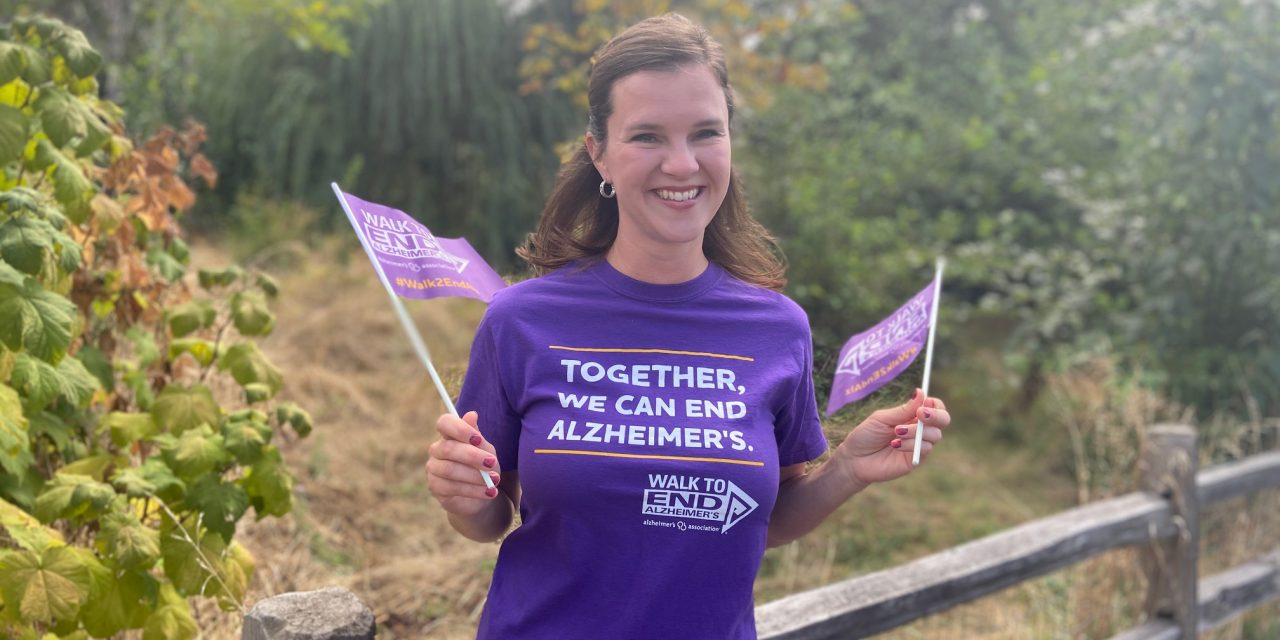 Alzheimer's Association Invites SLO County Residents to Join 2020 Walk to End Alzheimer's on Oct. 31