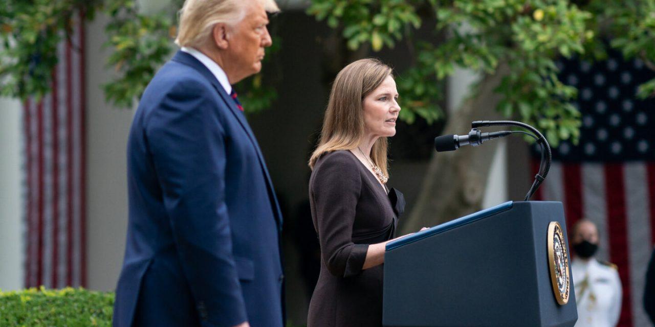 Senate Confirms Amy Coney Barrett for Supreme Court