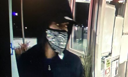 SLO Sheriff's Office Seeks Public's Help Identifying Armed Robbery Suspect