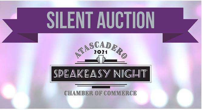 Atascadero Chamber of Commerce Speakeasy Gala This Saturday