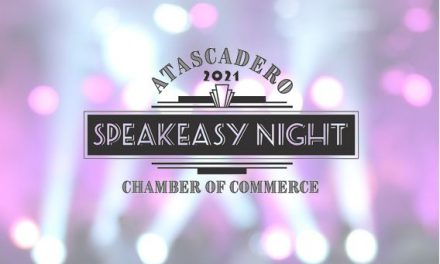 Atascadero Chamber of Commerce Host Annual Gala and Awards Virtually