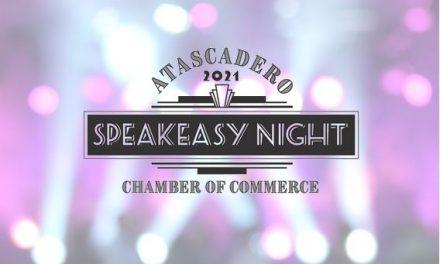 Atascadero Chamber of Commerce Host Annual Gala and Awards Virtually