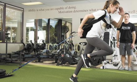 Athlon Fitness Distributes $30K in Equipment