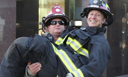 Templeton Firefighters to Climb for A Cure