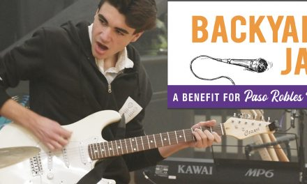 Tickets on Sale for the Backyard Jam Benefit for Paso Robles Youth Arts Center