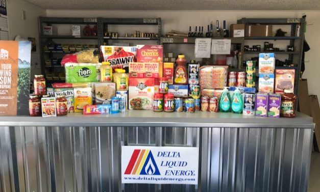 Delta Liquid Energy Announces Annual Holiday Donation Drive Collecting Donations for Local Non-Profits