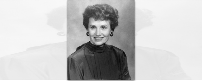 Barbara Baker Hadobas 1924-2021