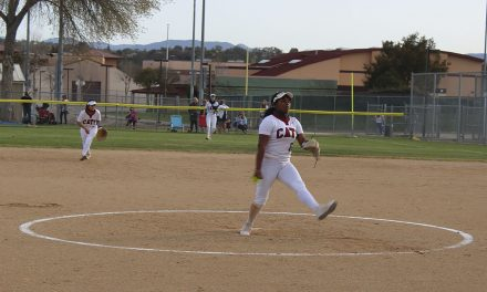 Lady Bearcats Dominate Home Opener