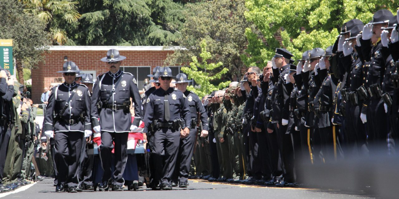 Det. Benedetti Laid to Rest After Thousands Attend Memorial Services