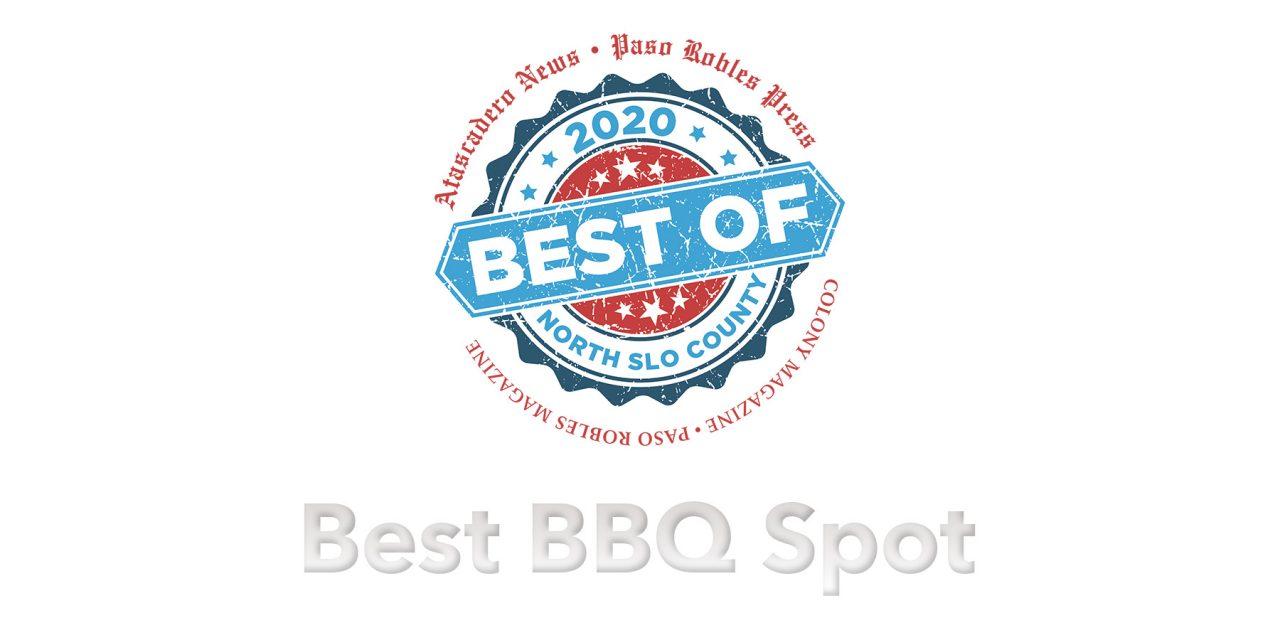 Best of 2020 Winner: Best BBQ Spot