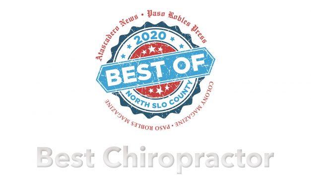 Best of 2020 winner: Best Chiropractor