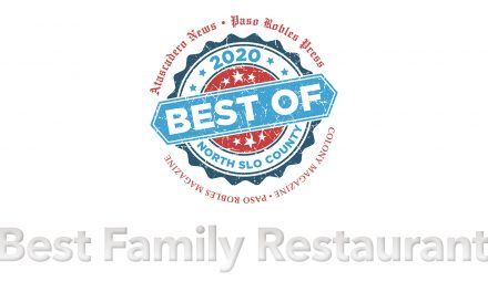 Best of 2020 Winner: Best Family Restaurant