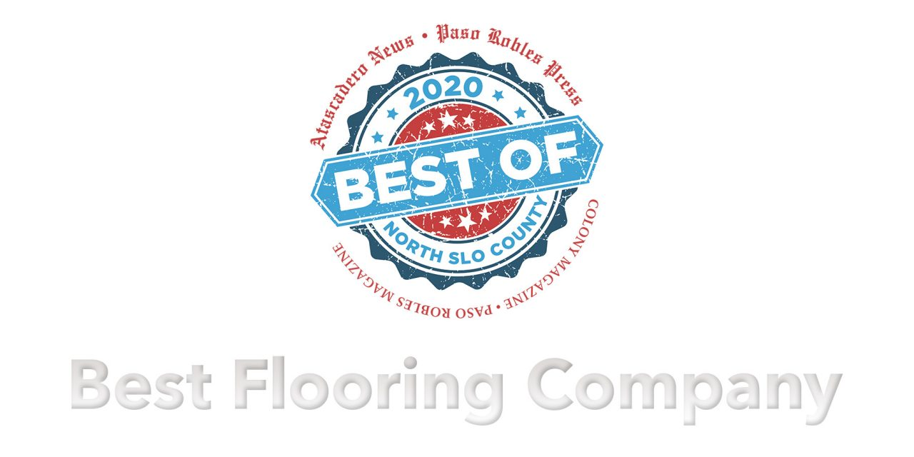 Best of 2020 Winner: Best Flooring