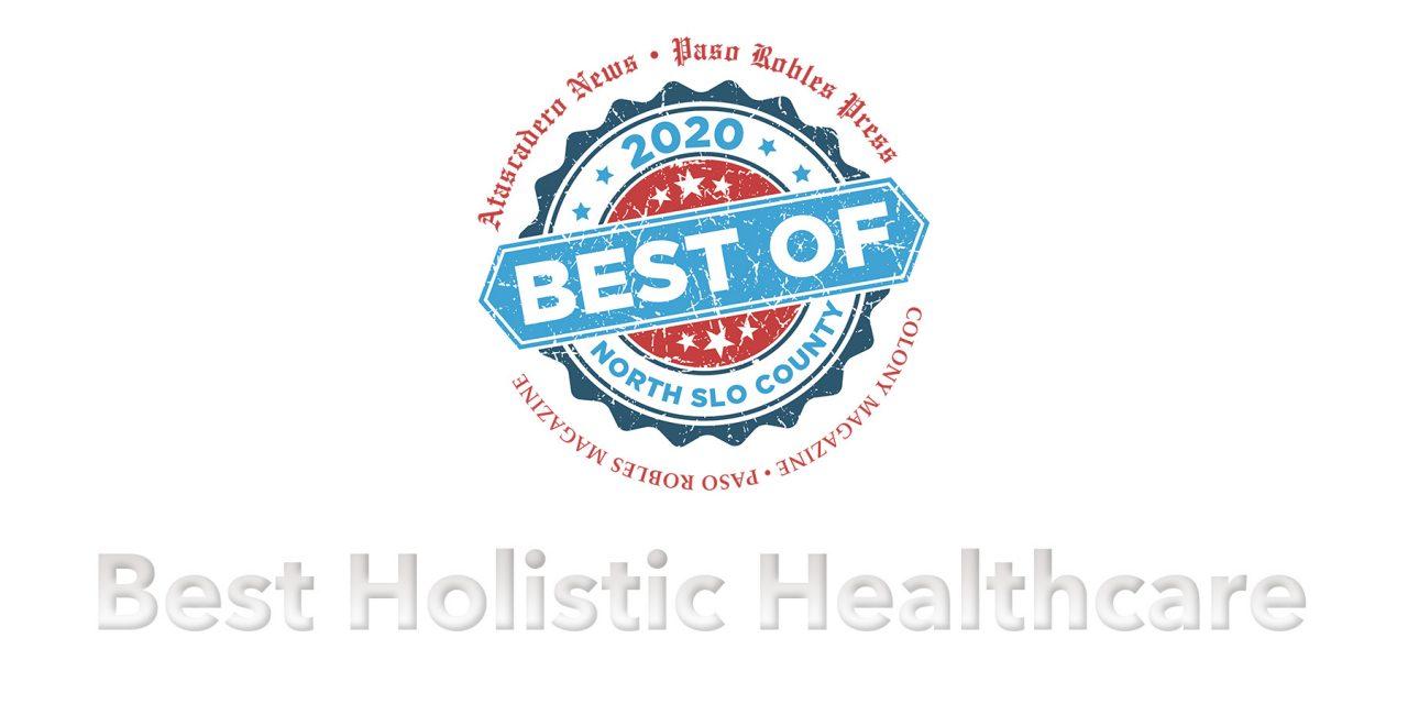 Best of 2020 Winner: Best Holistic Healthcare