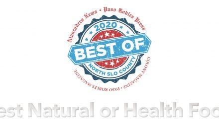 Best of 2020 Winner: Best Health Food, Natural Food, or Grocery