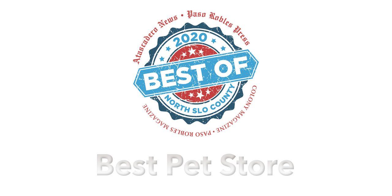 Best of 2020 Winner: Best Pet Store