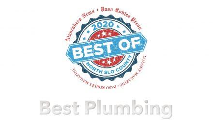 Best of 2020 Winner: Best Plumbing