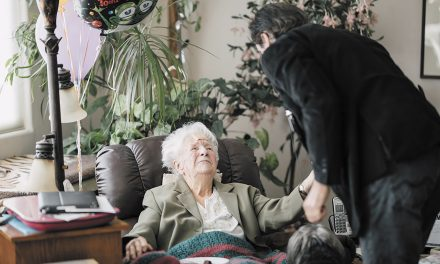TEMPLETON RESIDENT CELEBRATES 103RD BIRTHDAY