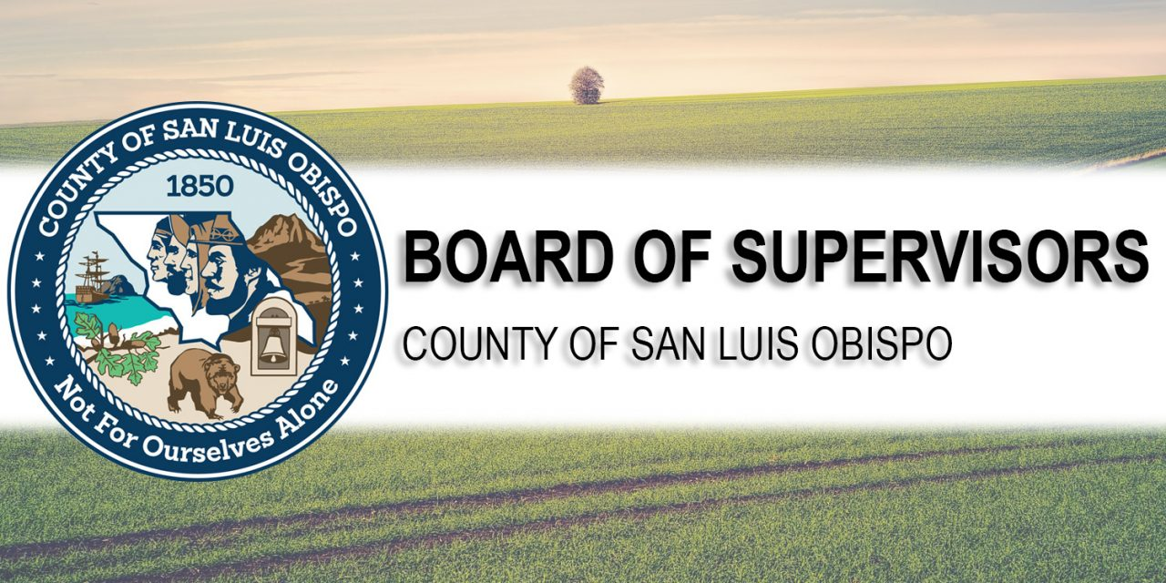 Supervisors Discuss Land Use Permits and Water Issues