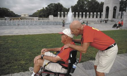 Honor Flights: Serving the Veterans Who Served the Nation