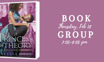 February Library Book Group Discussion