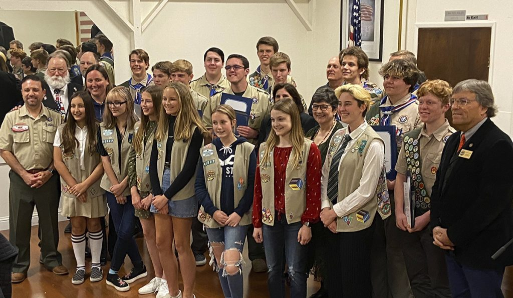 Boy Scouts Honored-image1