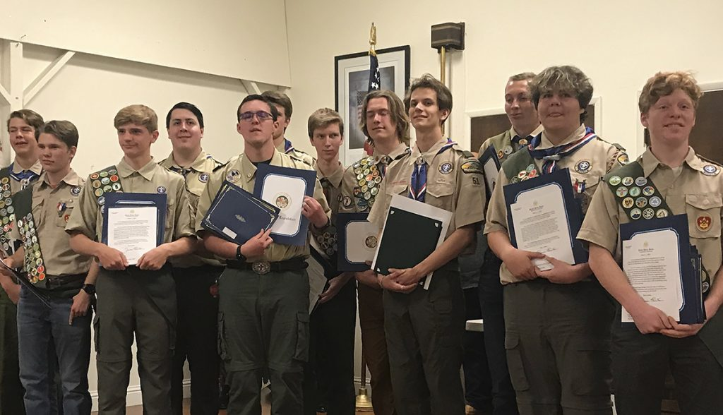 Boy Scouts Honored-image4