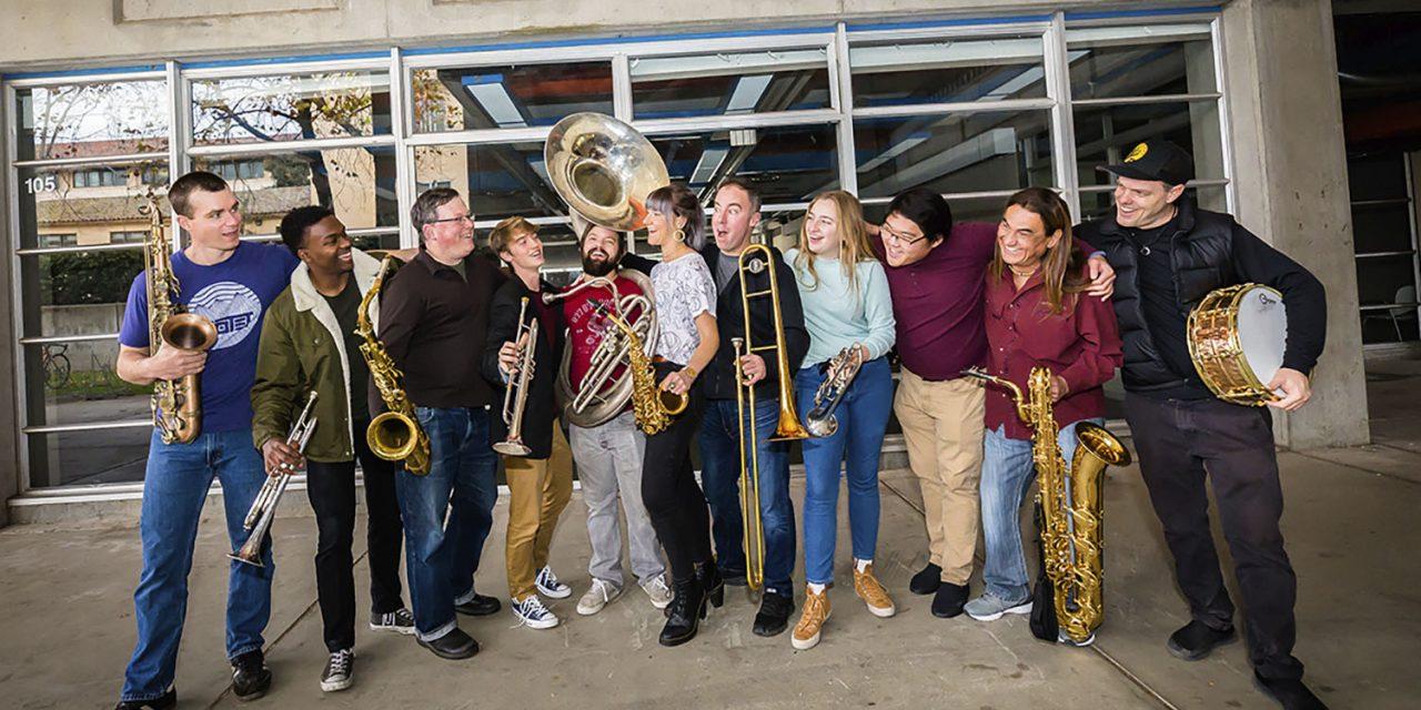 Brass Mash Band To Play Atascadero's Fourth Virtual Show